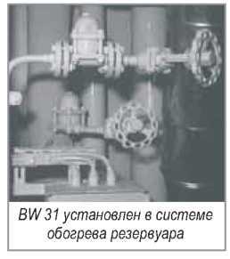 Регуляторы температуры gestra